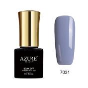 Azure Beauty Gel Nail Polish Soak Off UV/LED Shiny Shellac Nail Polish colourful #7031