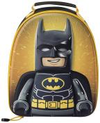 THE LEGO BATMAN 3D LUNCH BAG BACKPACK CHILDRENS SCHOOL TRIPS 9032