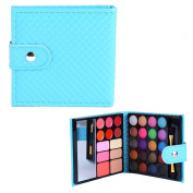 Joly 32 Colours Eye Shadow Cosmetic Palette Professional Makeup Eyeshadow+Blusher+Lip Gloss+Face Contouring Powder 4 Colour for Your Choice