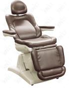 Modena Spa Treatment Table Italian Design By Skin Act (Dark Brown) Facial Chair