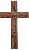Earthwood Olive Wood Routered Wall Cross