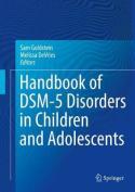 Handbook of DSM-5 Disorders in Children and Adolescents