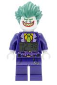 LEGO Batman Movie The Joker Minifigure Clock