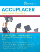 Accuplacer Study Guide 2017-2018