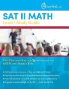 SAT II Math Level 1 Study Guide