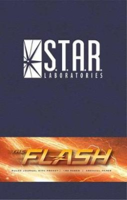 Flash: S.T.A.R. Labs Hardcover Ruled Journal
