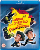 Abbott and Costello Meet Frankenstein [Region B] [Blu-ray]