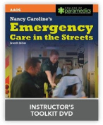 Nancy Caroline's Emergency Care In The Streets (United Kingdom Edition) Instructor's Toolkit DVD [Audio]