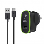 Belkin Universal Home Charger (12W) with USB-A to USB-C Cable
