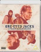 One-eyed Jacks [Region B] [Blu-ray]