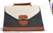 Black and Cream ladies handbag