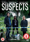 Suspects: Series 1 and 2 [Region 2]