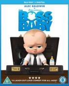 The Boss Baby [Region B] [Blu-ray]