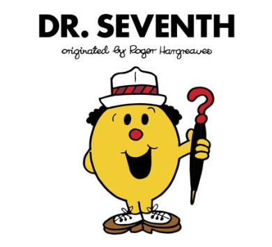 Dr. Seventh (Doctor Who / Roger Hargreaves)