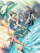 Absolute Justice League The World's Greatest Superheroes By Alex Ross & Paul Dini