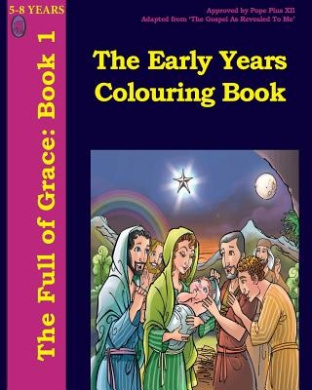 The Early Years Colouring Book