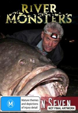 River Monsters: Series 7