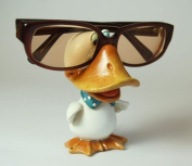 Novelty Duck Spectacles / Glasses Holder / Stand by Joe Davies
