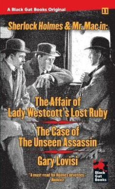 The Affair of Lady Westcott's Lost Ruby / The Case of the Unseen Assassin (Black Gat Books)