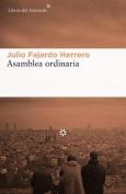 Asamblea Ordinaria  [Spanish]