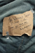 The Warmest Jacket I Own Is the One You Gave Me