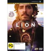 Lion DVD  [2 Discs] [Region 4]