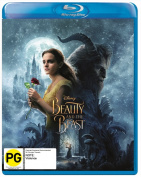 Beauty And The Beast 2017 Blu-ray  [Region 4]