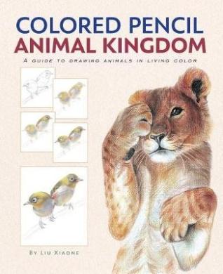 Colored Pencil Animal Kingdom