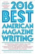 The Best American Magazine Writing 2017