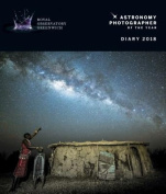 Royal Observatory Greenwich - Astronomy Photographer of the Year Desk Diary 2018