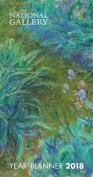 National Gallery - Monet Irises
