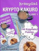 Krazydad Krypto Kakuro Volume 1