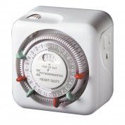 Intermatic Tn311 15 Amp Heavy Duty Grounded Timer, New,  .