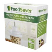 Foodsaver Wide-mouth Jar Sealer T03-0023-01, New,  .