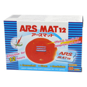 60 Pcs Ars Mat12 Electric Mosquito Repeller Mat Refill, Effective For 12 Hrs.