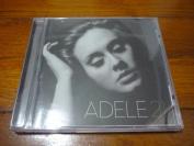Adele 21 Xl Recordings Import Version Cd W/ 2 Bonus Tracks, New & Sealed