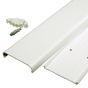 Wiremold Flat Screen Television Cord Cover Kit, Cmk30, White, New,  .