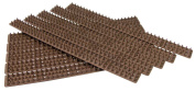 5 Metre Brown Wall Fence Spikes Anti Climb Security Cat Bird Repellent Deterrent