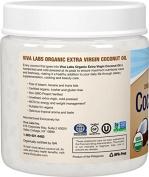New, Viva Labs Organic Extra Virgin Coconut Oil, Unrefined Cold-pressed