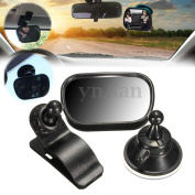 Car Safety Easy View Back Seat Suction Mirror Baby Care Rear Ward Adjustable New
