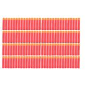 Yosoo 30-120pcs 9.5cm Red Soft Mega Refill Bullet Darts Foam Darts For Nerf