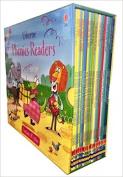Usborne Phonics Readers 20 Books Collection Box Set Children Reading Books Pack