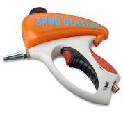 Media Sand Blaster | Gravity Feed Abrasive Handheld Abs Composite Air Speed Gun
