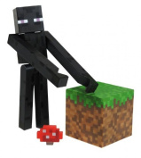 Minecraft Core Enderman Action Figure With Accessory, New,  .