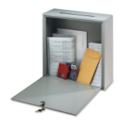 Buddy Products Inter-office Mailbox, Steel, Small, 3 X 25cm X 30cm