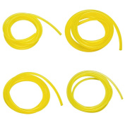 Eboot 6.1m Petrol Fuel Line Hose With 4 Sizes Tubing For Common 2 Cycle
