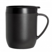 Zyliss Travel French Press And Coffee Mug, Single Serve, New,  .