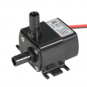 Docooler® Ultra-quiet Mini 4.8w Dc12v Micro Brushless Water Oil Pump