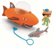 Fisher-price Octonauts Gup B Playset Action Figures & Statues
