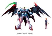 "Bandai Hobby Ew-05 1/100 High Grade ""endless Waltz"" Custom Gundam Deathscythe He"